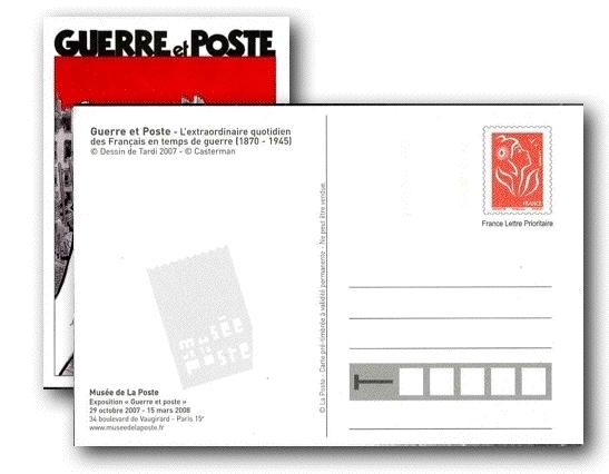 L'entier postal de l'exposition